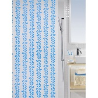 'Fontana' Floral Shower Curtain