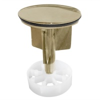 Replacement Basin Pop Up Plug-Gold Plated