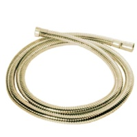 Deluxe 12mm Shower Hose - Gold Plated