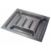 Rigid Plastic Cutlery Insert/Tray - Large