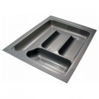Rigid Plastic Cutlery Tray - Small