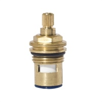 Mini Quarter Turn (1/2'' BSP) Tap Valve - 46mm Tall