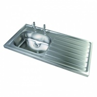 Hart Medical 1060 HTM Compliant Hospital Sink & Drainer