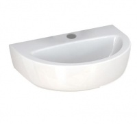 Hart 45 Mid Size Medical Handwash Basin - 1 Tap Hole