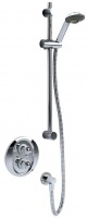 Intatec Telo Thermostatic Shower Set - Concealed Valve