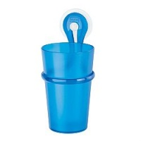 Loop Suction Fit Tumbler - Blue