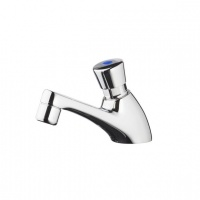 Hart Timed Flow Basin Tap - Aerator Spout
