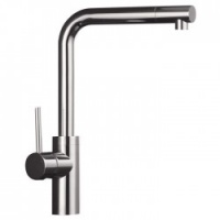 Carina Minimalist Kitchen Mixer - Extended Reach Spout