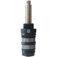 Long Stem  Compact Replacement Thermostatic Shower Cartridge