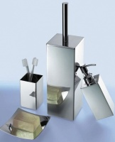 Nemesia Freestanding Bathroom Accessory Set
