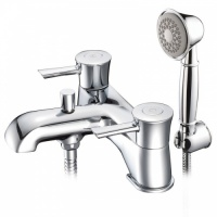 Neo Classica Deck Mounted Bath Shower Mixer