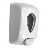 Nofer Classic Soap/Hand Wash Dispenser - White