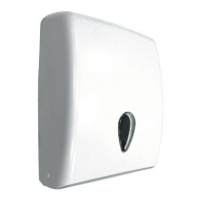 Nofer Classic Paper Towel Dispenser - White