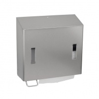 Santral Dual Soap & Towel Dispenser