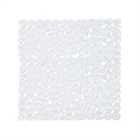 Pebble Bath & Shower Mats - Clear