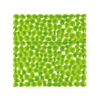 Pebble Bath & Shower Mats - Green