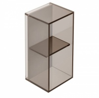 Pier 2 Box Glass Shelf - Bronze