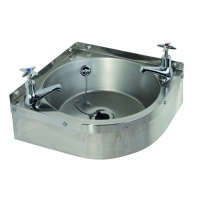 Spacesaver Commercial Kitchen Handwash Sink