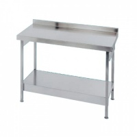 Stainless 304 Catering Wall Table