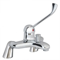 Professional Extended Lever Bath Shower Mixer