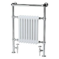 Bronte Traditional Heated Towel Rail