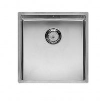 The New York Square Integrated Sink - 40 x 40
