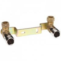 Cavity Wall Shower Valve Mounting Bracket