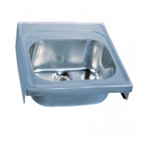 HTM64 Hospital Wall Mount Handwash/Scrub Basin