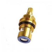 Single Quarter Turn (1/2'' BSP) Tap Valve - Cold Side/Anti-clockwise Opening