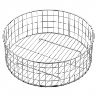Smeg Stainless Round  Wire Basket