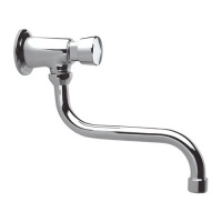 Swivel Spout Timer Bib Tap