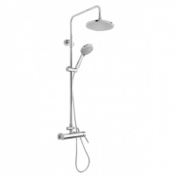 Tau Manual Valve Shower Column