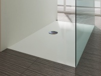 Urban Flat Flush Fitting Shower Tray - Square