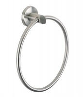 Urban Steel Towel Ring