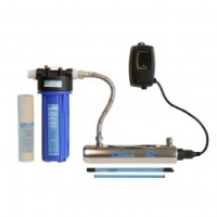Cal-Commercial Ultra Ultra Violet Water Disinfection System