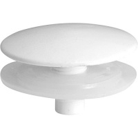 Budget Tap Hole Stopper - White