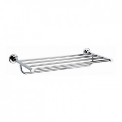 Tecno Compact Spacesaver Towel Rack with Arm